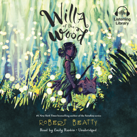 Audiobook (CD) - Willa of the Wood