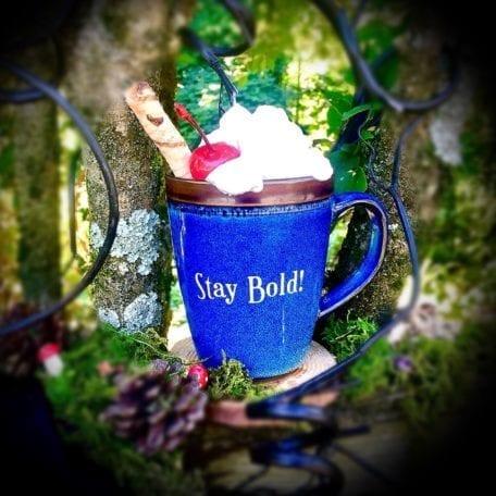 Stay Bold Mug