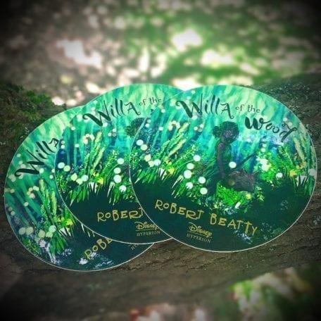 Sticker - Willa of the Wood