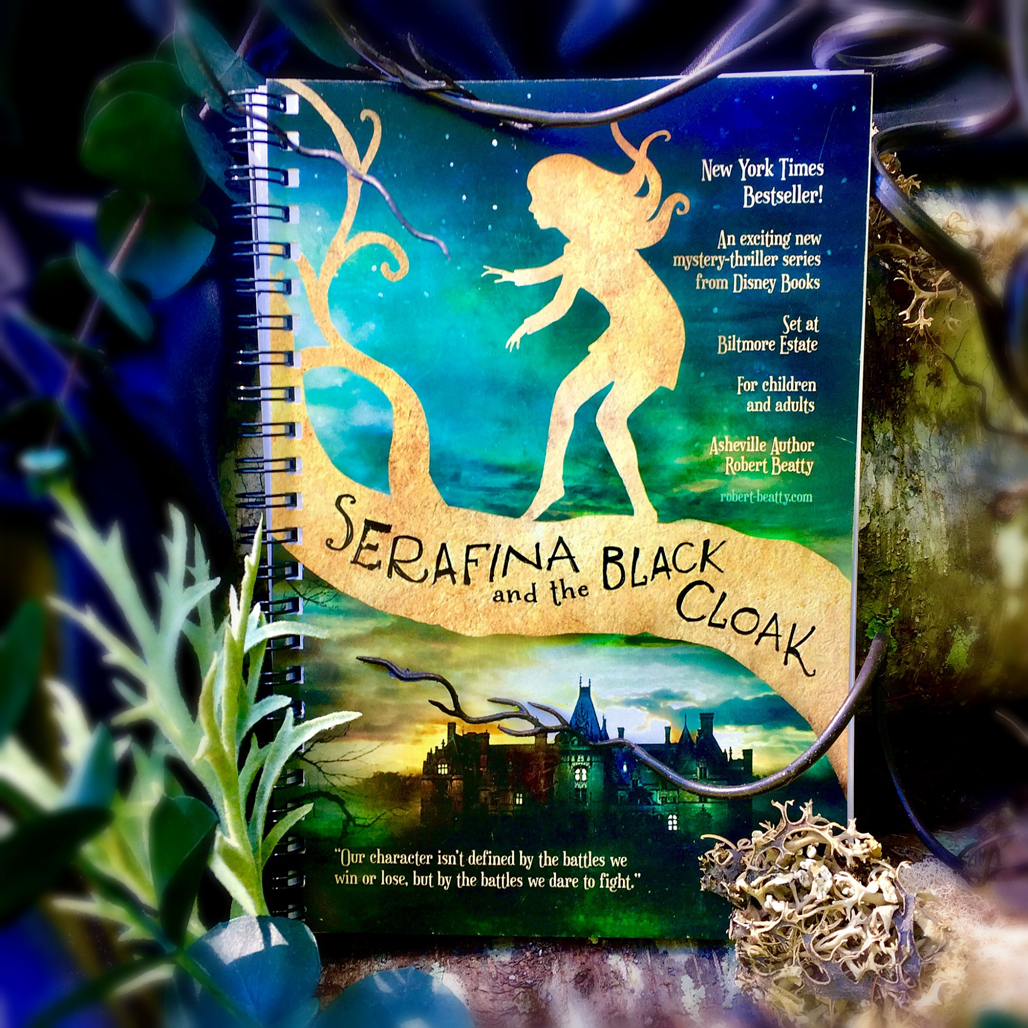 serafina-and-the-black-cloak-robert-beatty-biltmore-asheville-appalachian-disney-hyperion-2