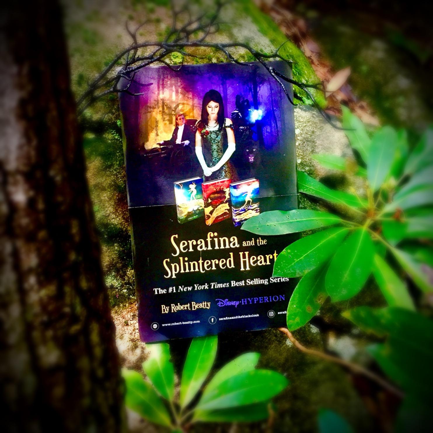 serafina-and-the-splintered-heart-robert-beatty-biltmore-asheville-appalachian-disney-hyperion-2