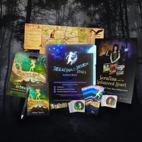 Serafina and the Seven Stars Teacher Gift Kit