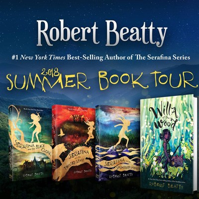 Summer Book Tour