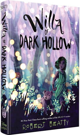 Willa of Dark Hollow by Robert Beatty